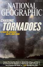 National Geographic April 2004