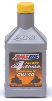 Amsoil 4 Stroke Snowmobile Oil