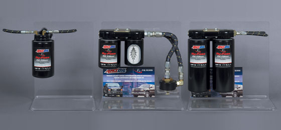 Amsoil By-pass Oil Filter Mounting Kits