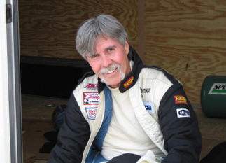 Amsoil Dealer and race car driving instructor Kent Whiteman Miller Motorsports Park, Utah