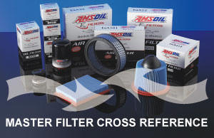Amsoil Filter Cross Reference Lookup Guide