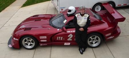 Amsoil Sponsored Dodge Viper Road Race Car -SCCA  ITE Record Holder