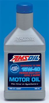 Amsoil Synthetic Diesel Oil
