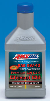 Amsoil 100% Synthetic Diesel Oil