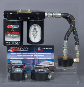 Amsoil By-pass Filtration System Sample Kit