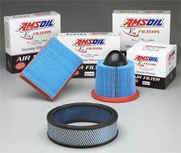 Amsoil Synthetic Nanofiber Air Filters