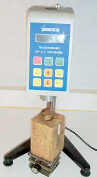 Lubricant Viscosity Test Equipment